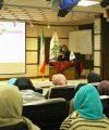به همت خیریه شمس؛ موسسه ی مردم نهاد شناخت و مهار سرطان صورت گرفت؛ برگزاری همایش سرای محله همزمان با هفته جهانی سرطان
