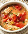 دو سوپ مغذی و پر کالری