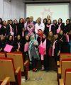 به همت خیریه شمس ؛ دومین همایش کمپین آگاهی بخشی سرطان پستان برگزار شد