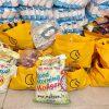 توزیع ۵۰۰ سبد حمایت غذایی بیماران بمناسبت نوروز