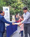 همزمان با برنامه «گذر فرهنگ و هنر» صورت گرفت، برپایی غرفههای خیریه شمس با هدف پیشگیری و آگاهیرسانی