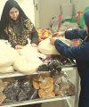 توزیع کمکهای نقدی و غیر نقدی بین بیماران و خانوادههای آنان