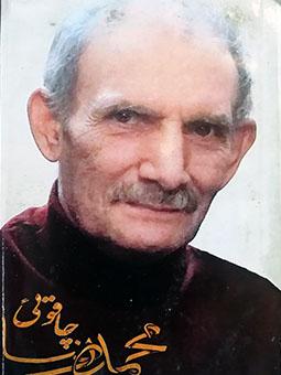 محمدرضا چاقویی